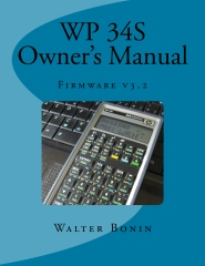 WP 34S Owner's Manual
