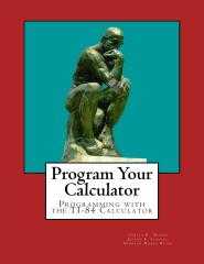 Program Your Calculator (Large Print Edition)