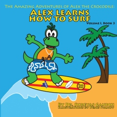 Alex Learns How to Surf