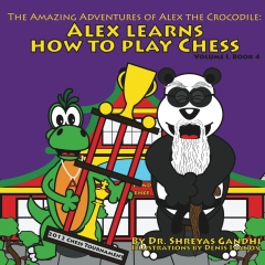 Alex Learns How to Play Chess