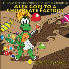 Alex Goes to a Chocolate Factory
