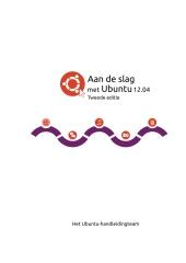 Aan de slag met Ubuntu 12.04