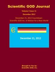 Scientific GOD Journal Volume 3 Issue 11