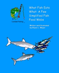 What Fish Eats What: A Few Simplified Fish Food Webs