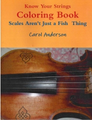 Know Your Strings Coloring Book