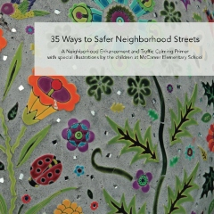 35 Ways to Safer Neighborhood Streets