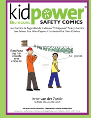 Kidpower Bi-Lingual Safety Comics