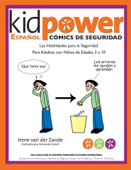 Kidpower Espanol Comicos de Seguridad Para Ninos de Edades 3 a 10