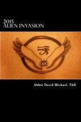2015 Alien Invasion - Book 1