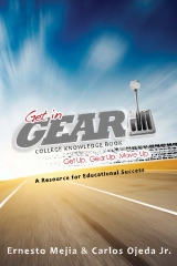 Get In Gear: College Knowledge Book