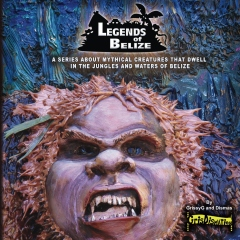 Legends Of Belize: A Series About Mythical Creatures That Dwell In The Jungles And Waters Of Belize