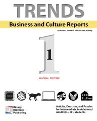 Trends: Business and Culture Reports, Book 1