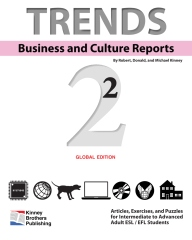 Trends: Business and Culture Reports, Book 2