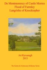 De Montmorency of Castle Morres Flood of Farmley  Langrishe of Knocktopher