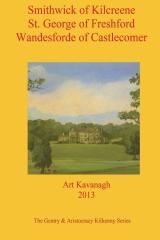 Smithwick of Kilcreene St. George of Freshford Wandesforde of Castlecomer