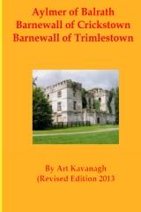 Aylmer of Balrath Barnewall of Crickstown Barnewall of Trimlestown