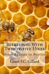 Beekeeping With Twenty-five Hives