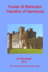 Fowler of Rahinston Hamilton of Hamwood