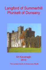 Langford of Summerhill Plunkett of Dunsany