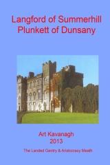 Langford of Summerhill Plunkett of Dunsany