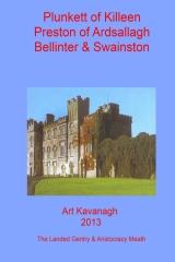 Plunkett of Killeen Preston of  Ardsallagh, Bellinter & Swainston