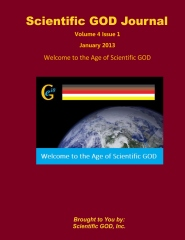Scientific GOD Journal Volume 4 Issue 1