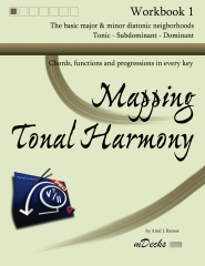 Mapping Tonal Harmony Workbook 1