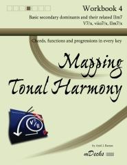 Mapping Tonal Harmony Workbook 4