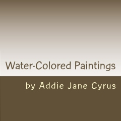 Water-Colored Paintings