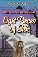 Eight Pieces of silk