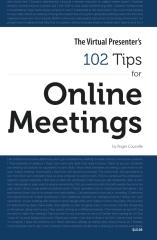 102 Tips for Online Meetings