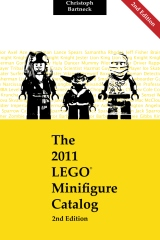 The 2011 LEGO Minifigure Catalog