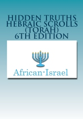 Hidden Truths Hebraic Scrolls (Torah)