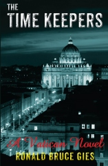 The Time Keepers: A Vatican Novel