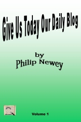 Give Us Today Our Daily Blog