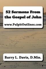 52 Sermons From the Gospel of John