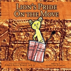 Lion's Pride On the Move