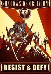 Shadows of Oblivion: Resist & Defy