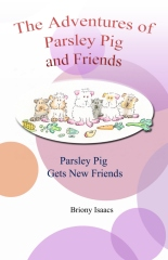 Parsley Pig Gets New Friends
