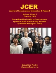 Journal of Consciousness Exploration & Research Volume 4 Issue 1