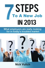 7 Steps To A New Job in 2013