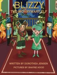 Blizzy, the Worrywart Elf