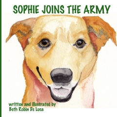 Sophie Joins The Army