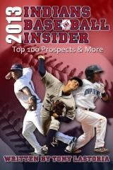 2013 Cleveland Indians Baseball Insider