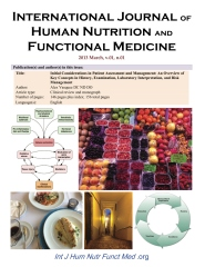 International Journal of Human Nutrition and Functional Medicine