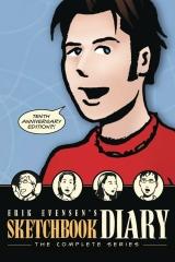 Erik Evensen's Sketchbook Diary