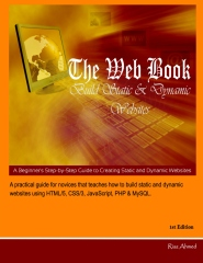 The Web Book - Build Static and Dynamic Websites