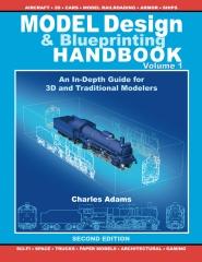 Model Design & Blueprinting Handbook, Volume 1