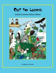 Out to Lunch Animal Cartoons Deluxe Edition