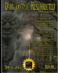 Dark Gothic Resurrected Magazine Spring 2013